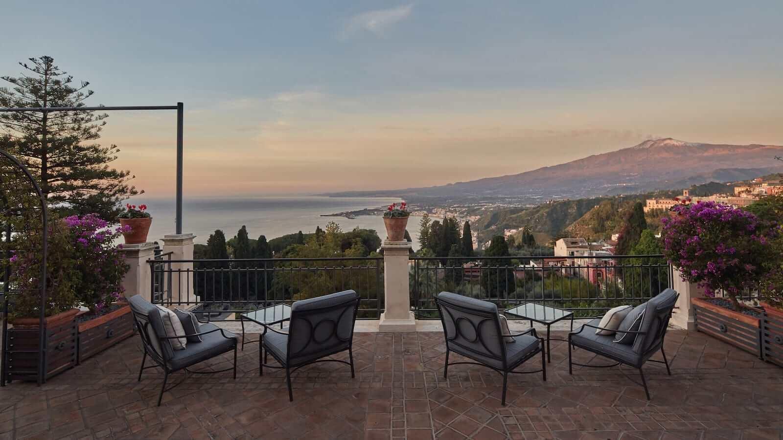 Belmond Grand Hotel Timeo Sizilien Bei Journey D Luxe Buchen