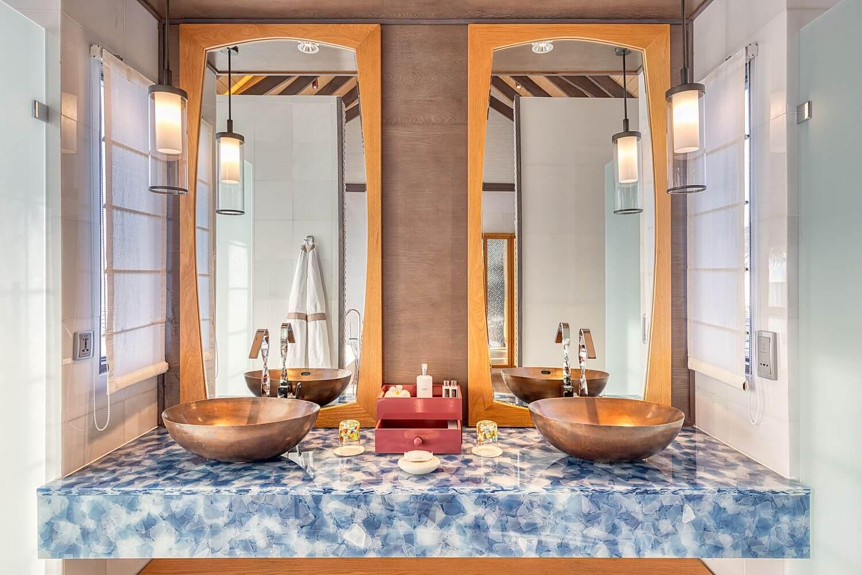 Asiatisch Hochschule Flittchen Badezimmer
